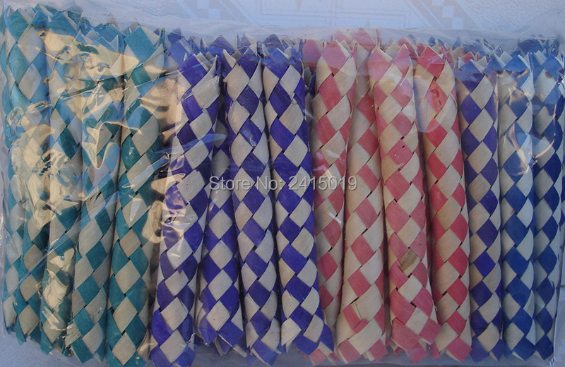 Image 3 - Free ship wholesale 144pc cheap Chinese finger trap magic trick  joke toys party favors gifts loot bag fillers give awayfiller   -