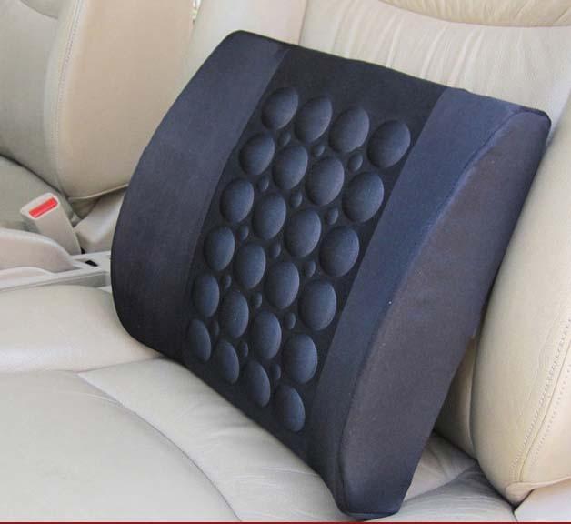 Soporte eléctrico del coche almohadilla de masaje apoyo lumbar - Accesorios de interior de coche - foto 1