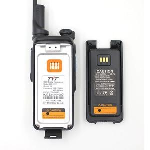 Image 2 - TYT MD 2017 IP67 Walkie Talkie DMR Digital Radio Dual Band 144/430MHz UV transceiver MD2017 + USB cable