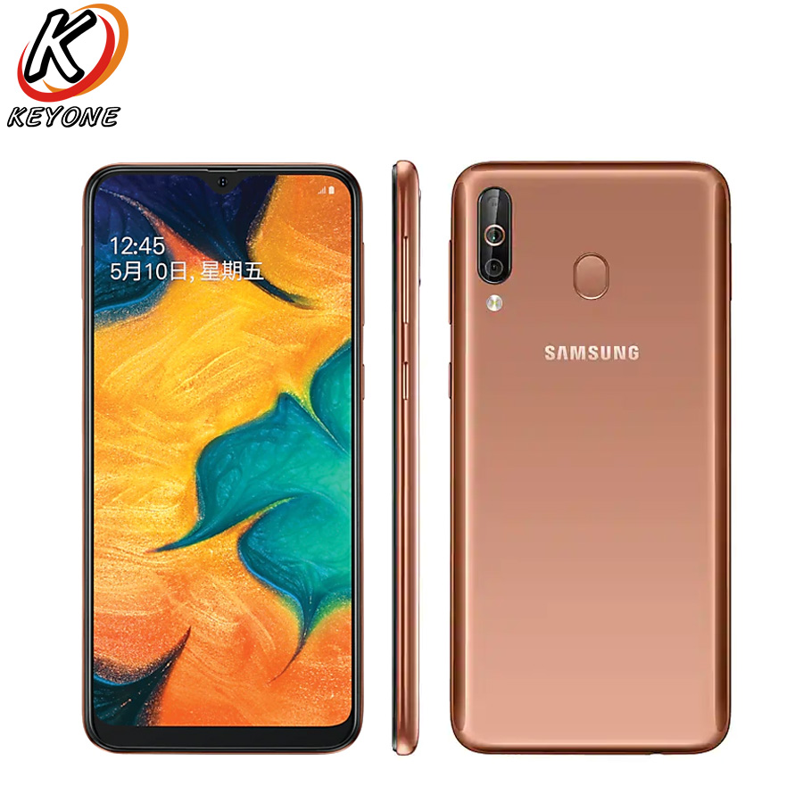 Samsung Galaxy A40s A3050 64GB WCDMA/CDMA/GSM/LTE Bluetooth 5.0 Octa Core Fingerprint Recognition