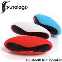 Funelego душ Динамик зарядка через USB Футбол Стиль Bluetooth Музыка сабвуфер Мини Беспроводной аудио коробка x6-u для IPhone Xiaomi 3 Вт