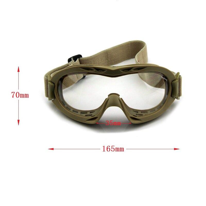 Olho claro Economia Respingos de Produtos Químicos de Proteção Anti Impacto  Óculos Óculos de Segurança Óculos de Laboratório de Poeira em Óculos de ... ab50532504