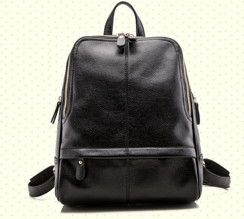 Aliexpress.com : Buy New Brand Women's PU Leather Backpacks ...