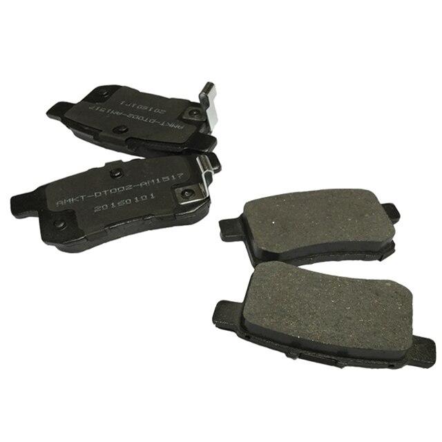 Autopartes De China Ceramics Rear Car Brake Pads For Honda Accord I8,Honda  CRV/