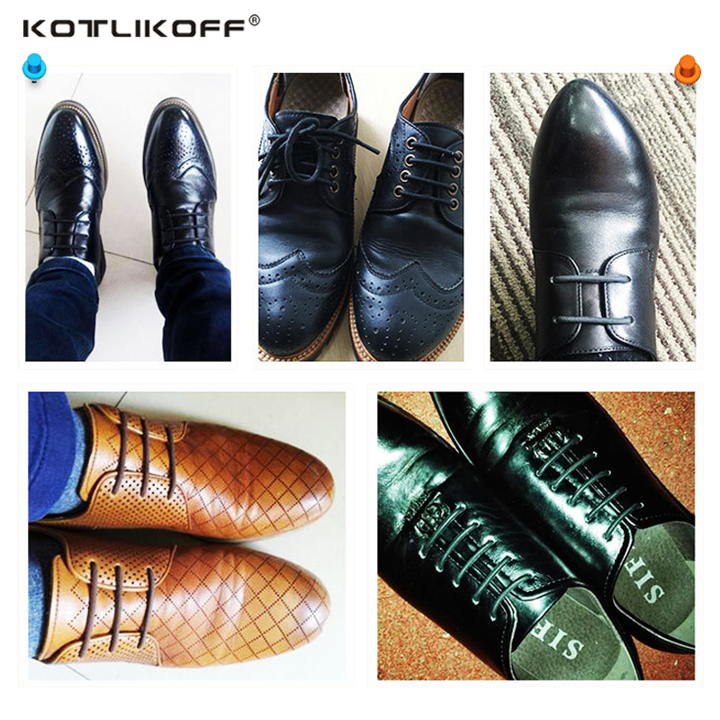 10pcsSet-No-To-Tie-Shoelaces-New-Novelty-Elastic-Silicone-Leather-Shoe-Laces-For-Men-Women-All-Fit-Strap-Business-Shoes-5