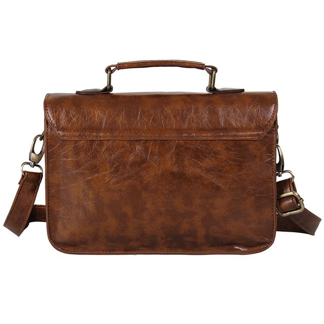 Women Portable Luxury Briefcase