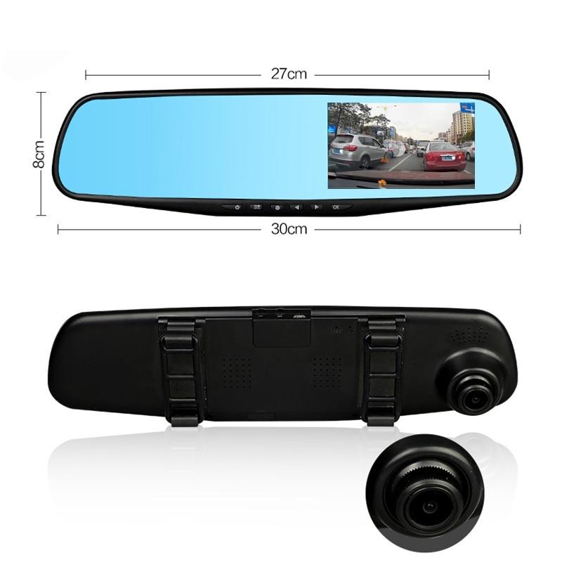 Зеркало регистратор 6000b видеорегистраторы автомобильные в виде зеркала заднего вида купить