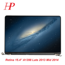"LCD Screen Display Assembly For Macbook Pro Retina 15"" A1398 Late 2013 Mid 2014"