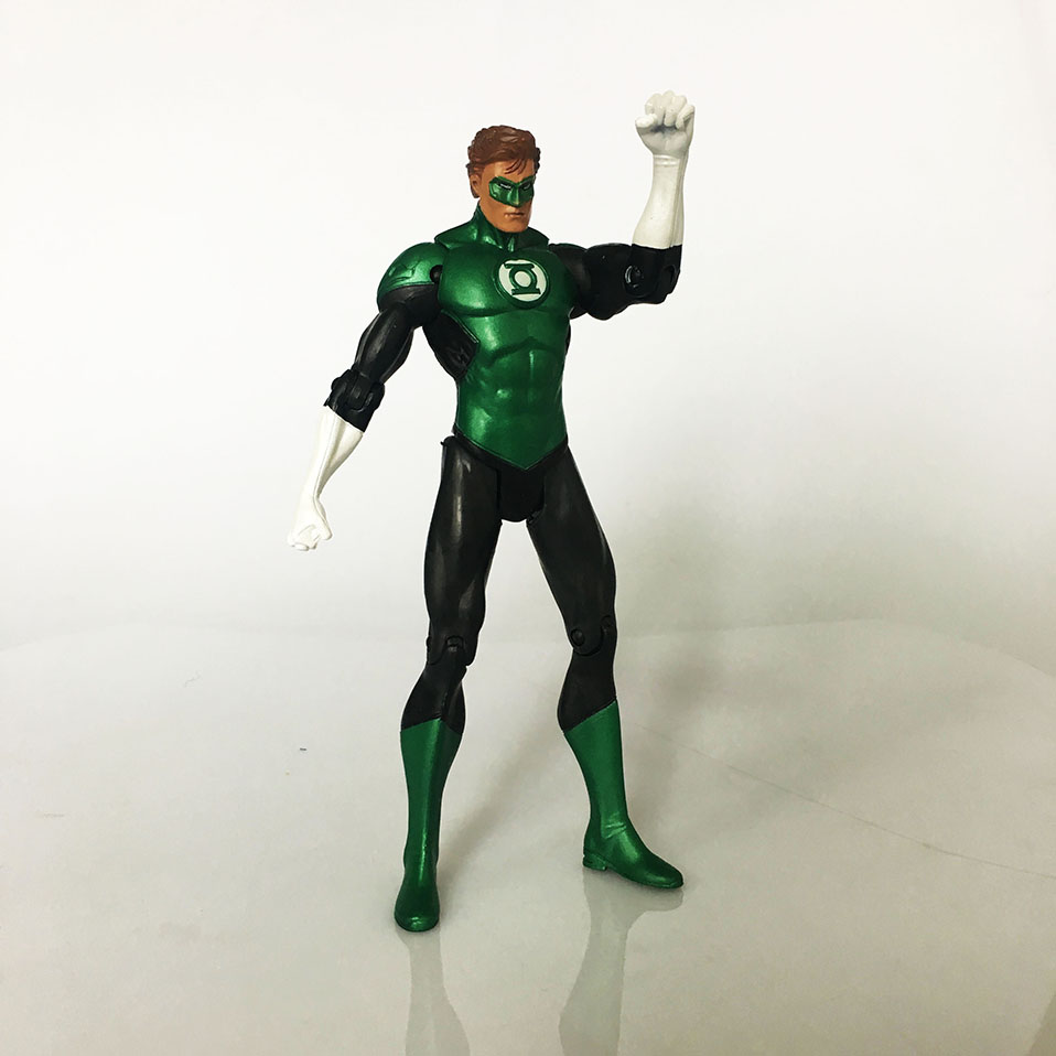 justice league Super Hero the Flash Man Green Lantern Action Figures Toys Collectible PVC Model Toy Christmas Gift For Kids N006 (8)