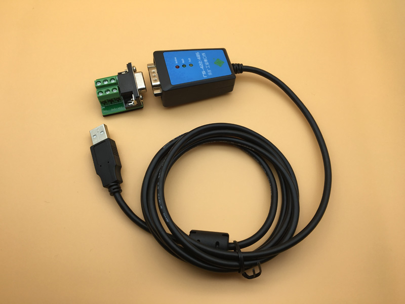 180cm usb to 485422 cable converter adapter rs485 to usb20 1 x usb20 to rs422485 converter adapter 1 x driver cd 1 x user manual 1 x wiring terminal sciox Gallery