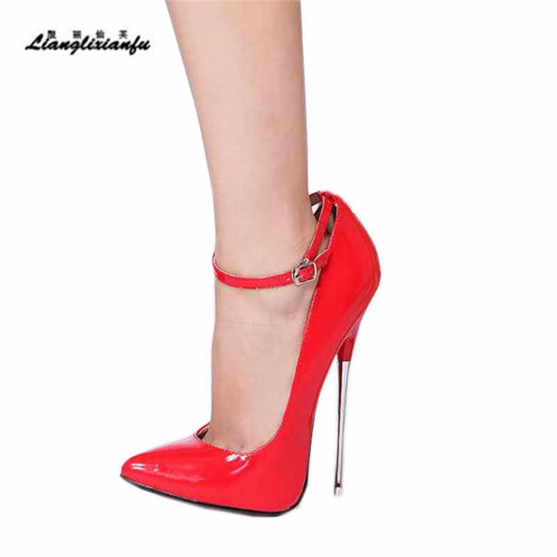 8f58e8e3e44 Detail Feedback Questions about Big Size Peach Ladies Shoes High ...