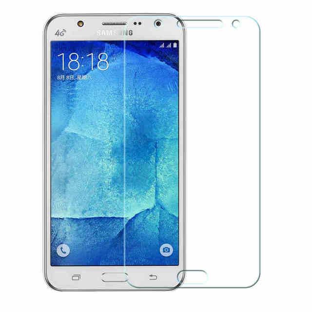 High Definition Transparent Steel Emerge For Samsung J5/J5008/J500F  Protective Film 4P