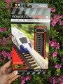 Brand new jakks pacific power trenes 14 unids track pack oval 8 pies 244 cm de pista toys regalo