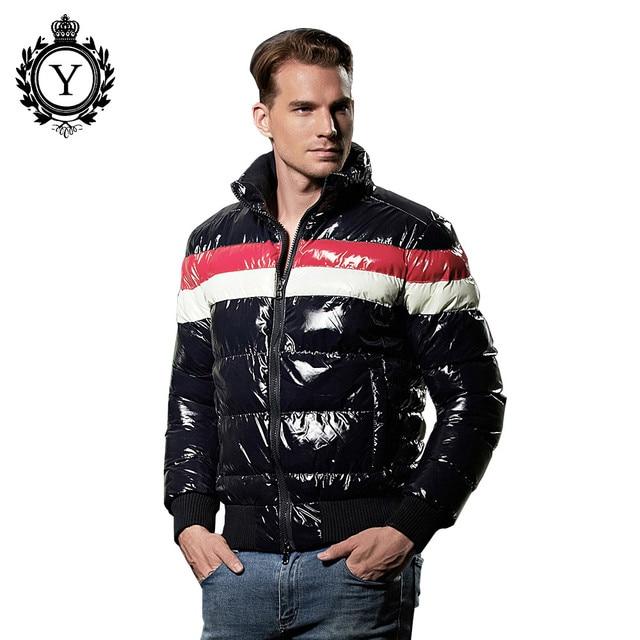 COUTUDI 2017 Classic Collection Winter Jacket Waterproof Windbreaker Jacket Men's Parka Jacket Winter Hooded Jacket Parka Men