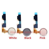 10Pcs Lot Original Touch ID Fingerprint Sensor Home Menu Button Power Key Flex Cable Assembly For