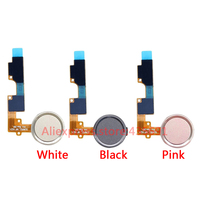 10Pcs Lot Original Touch ID Fingerprint Sensor Home Menu Button Power Key Flex Cable Assembly For