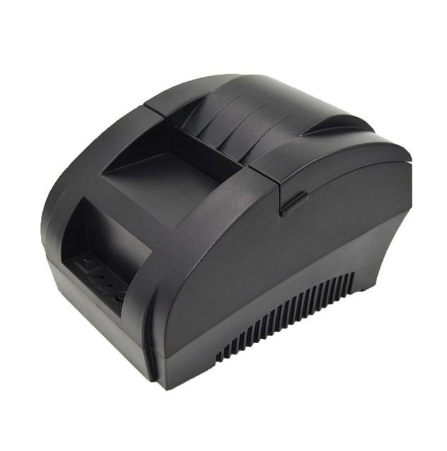 AAA + 100% Nuevo 58mm interfaz USB mini pos billete impresora térmica de recibos impresora impresoras láser portátil