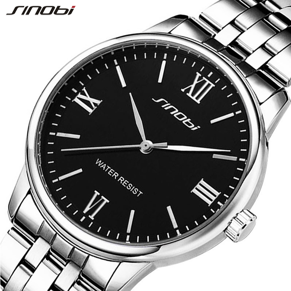 2016 new arrived luxury women watch stainless steel quartz business hours clock ladies fashion for Casual watches