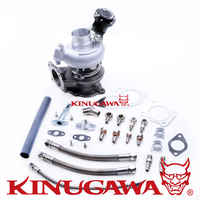 Kinugawa turbocompresor TD06SL2-18G 7 cm para Mitsubishi 4G63T DSM EVO 1 ~ 3 Galant VR-4