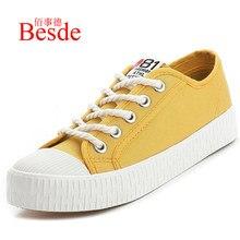 Plus Size 35-44 Vulcanized Shoes Women White Sneakers Couple