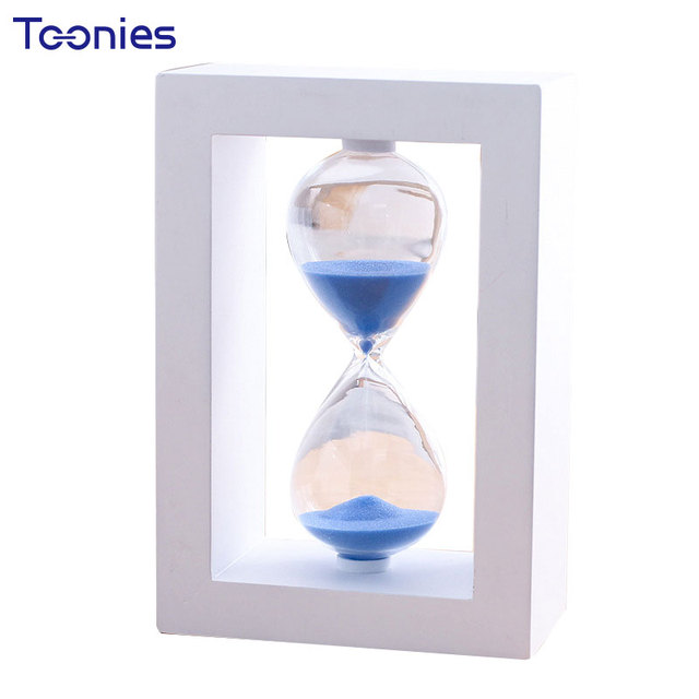 Christmas Gifts Miniature Hourglass 30 Minute Timer Vintage Home ...