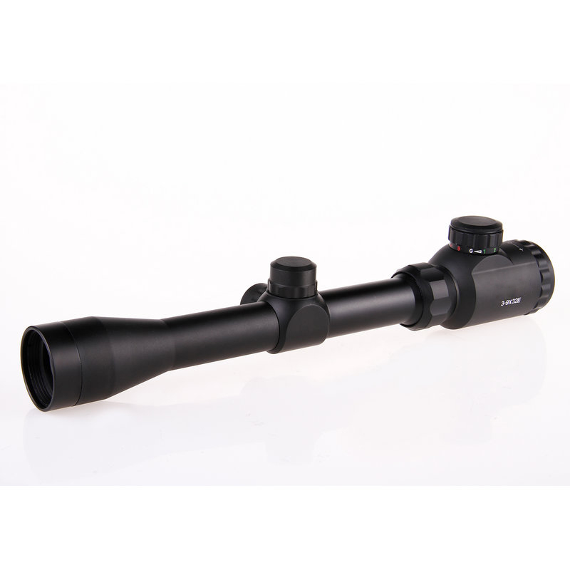 Riflescope Hot Sell 3-9x32EG Suitable For All Gun Mount For Optics Tactical Telescopic Sight Outing Hunting