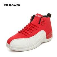 Сделать дауэр Лидер продаж подлинным тапки Мужские ботинки в стиле ретро Jordan дышащей кожи Баскетбол туфли мужские спортивные кроссовки Рас...