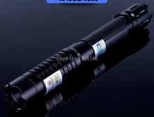 Professional Powerful blue laser pointers 6000mw 6w 450nm SOS camping signal lamp burn match cigar cutting paper plastic+5 caps super powerful blue laser pointers 450nm 300000mw 300w with 5 star caps burning match cigar cutting paper plastic burn wood