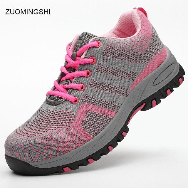 Steel Sole Ankle Boots  - AliExpress