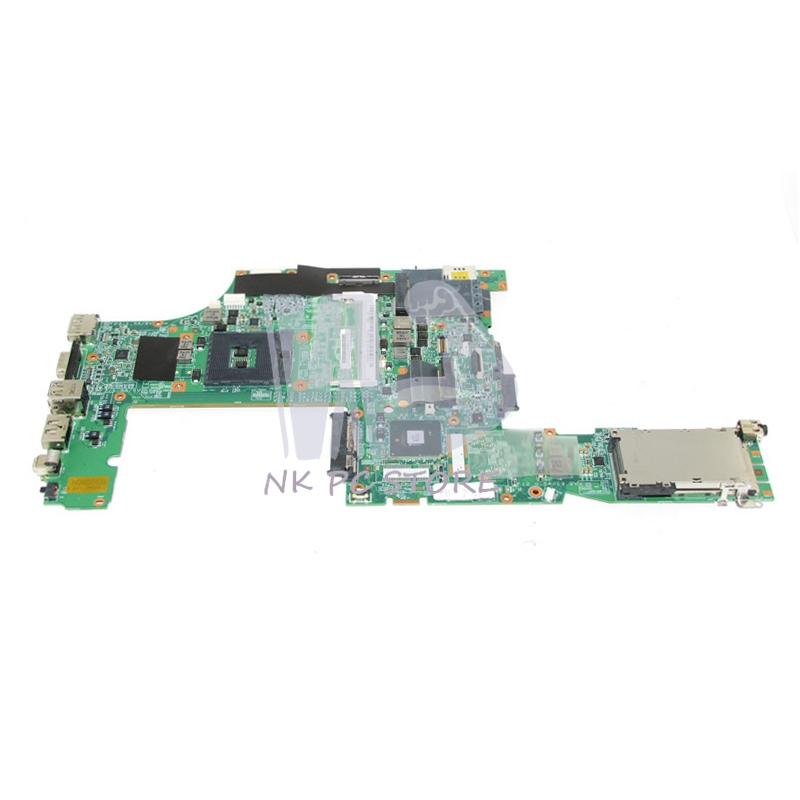 FRU 63Y1579 Main Board For Lenovo thinkpad T510 T510i Laptop Motherboard HM55 DDR3 Full tested