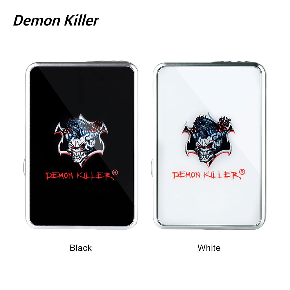 Original Demon Killer JBOX Mod With Built-in 420mAh Battery & 4 LED Indicator Fit Jul Cartridge Electronic Cigarette Vape E Cig
