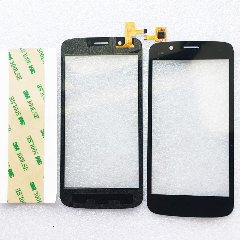 Front Glass Digitizer Touch Screen For Prestigio MultiPhone PAP5504 PAP 5504 Duo Sensor Touch screen Panel