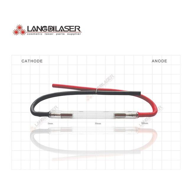 IPL flash lamp : 95*45*9 , OPT laser Lamp ,   kes laser IPL lamp  , IPL xenon flash lamp for IPL beauty device