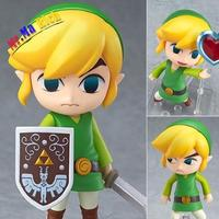 Link Zelda The Zelda Link The Wind Waker 413 Pvc Action Figure Brinquedos Figuras Anime Collectible Kids Toy
