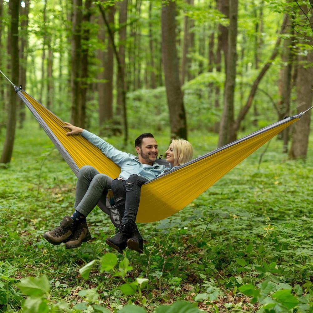 Highquality Large Size Nylon Parachute Fabric Mosquito Net Hammock