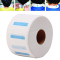 Neck Ruffle Roll Paper Professional Hair Cutting Salon Disposable Hairdressing Collar Accessory Necks Covering  YF2017