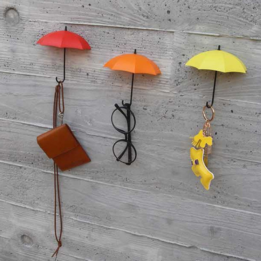Awesome Decorative Wooden Wall Hooks