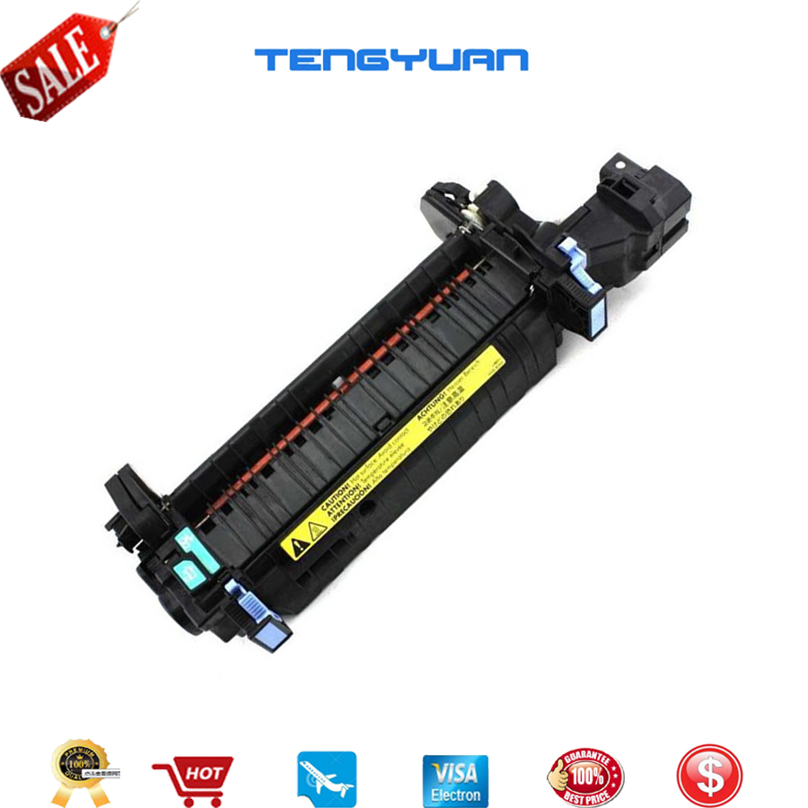 Test for HP CP3525 CP3530 M551 M575 Fuser Assembly CC519-67901 RM1-4955 RM1-4955-000 CC519-67902 RM1-4995 RM1-4995-000 битоков арт блок z 551