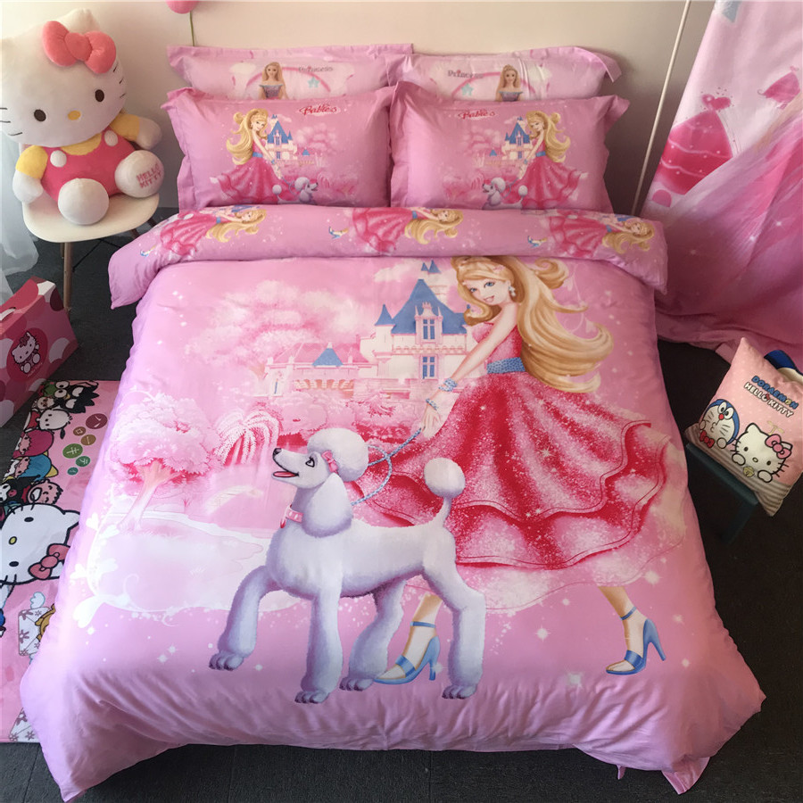 Disney cotton fairy princess brushed cotton bedding set duvet cover bed sheet pillow cases king queen single sizeDisney cotton fairy princess brushed cotton bedding set duvet cover bed sheet pillow cases king queen single size