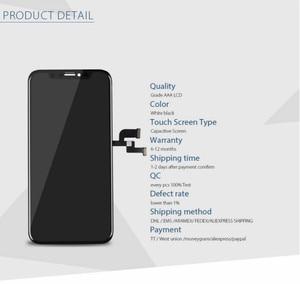 Image 2 - LCD עבור iPhone X Xs LCD תצוגה עבור Tianma OEM מגע מסך צגי LCD עם החלפת Digitizer עצרת חלקים עבור iPhone xsMax XR
