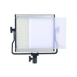 New super slim 480 led bi-colore dimmerabile studio video luce lampada del panel per dslr photo