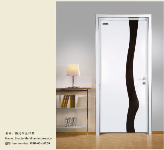 Cheap Paint Colors China Modern Interior Mdf Wood Bedroom Door Design In  Doors From Home Improvement On Aliexpress.com | Alibaba Group