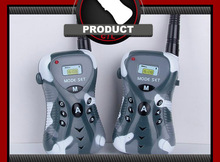 Child Kids Gray Camouflage Walkie Talkie Parenting Game Two Way Radio Communication Toy Electronics T734