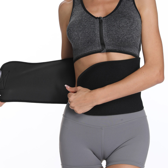 Miss Moly Waist Trainer Modeling Belt Thermo Body Shaper Sweat Shapewear Tummy Slimming Sheath Neoprene Shapers Fitness Corset 3