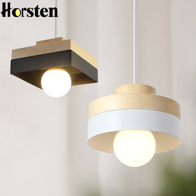 Horsten Modern Nordic Solid Wood Pendant Lights Minimalism Pendant Lamp For Dinning Room Living Room Bar Cafe Hanging Light всесезонная шина pirelli scorpion str a 265 70 r16 112t
