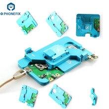 PHONEFIX MJ-870 PCIE NAND тестовое приспособление для восстановления переплавления материнской платы IOS проверка ошибки код инструмента для IPhone 6s 6s P 7 7 P Plus