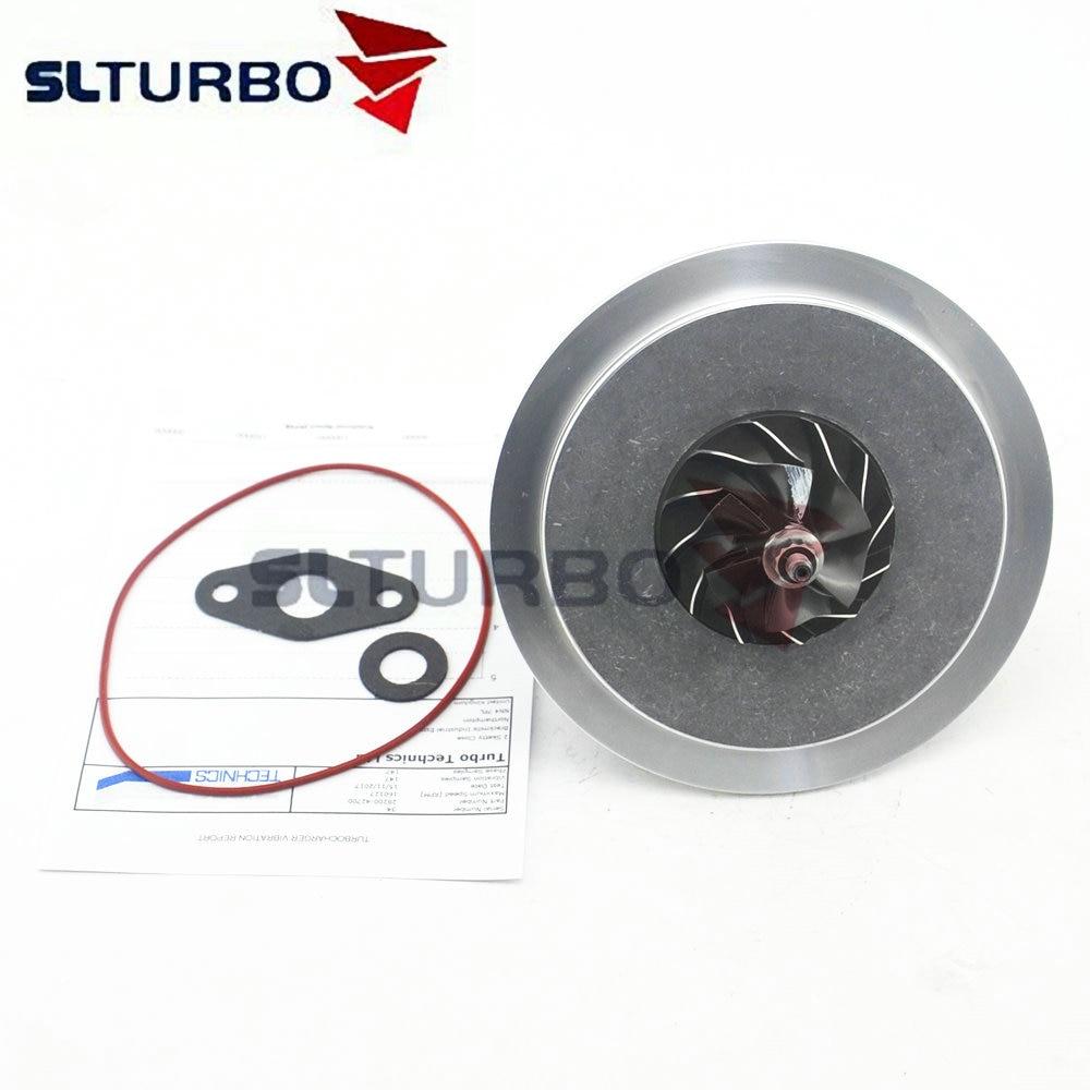 For KIA Sportage I 2.5 TD D4BH / 4D56TCi 61Kw 83 HP - CHRA Balanced 715924-0001 turbine cartridge 28200-42700 turbo charger coreFor KIA Sportage I 2.5 TD D4BH / 4D56TCi 61Kw 83 HP - CHRA Balanced 715924-0001 turbine cartridge 28200-42700 turbo charger core