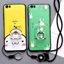 ФОТО xiaomi mi5 case cover luxury landscape 3d painting cartoon soft tpu phone back cover case for xiaomi mi5s mi 5 m5 coque capa