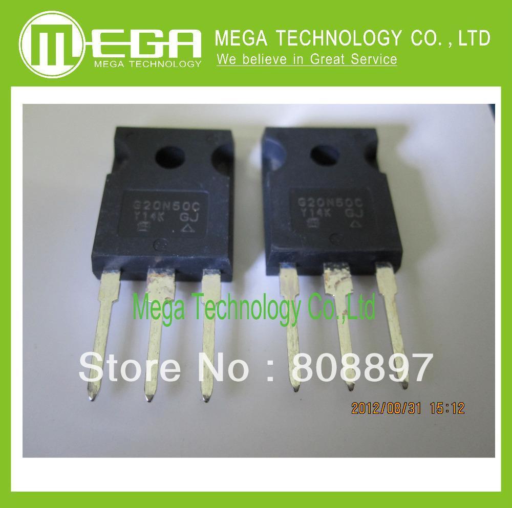 10pcs SIHG20N50C-E3 G20N50C Vishay TO-247