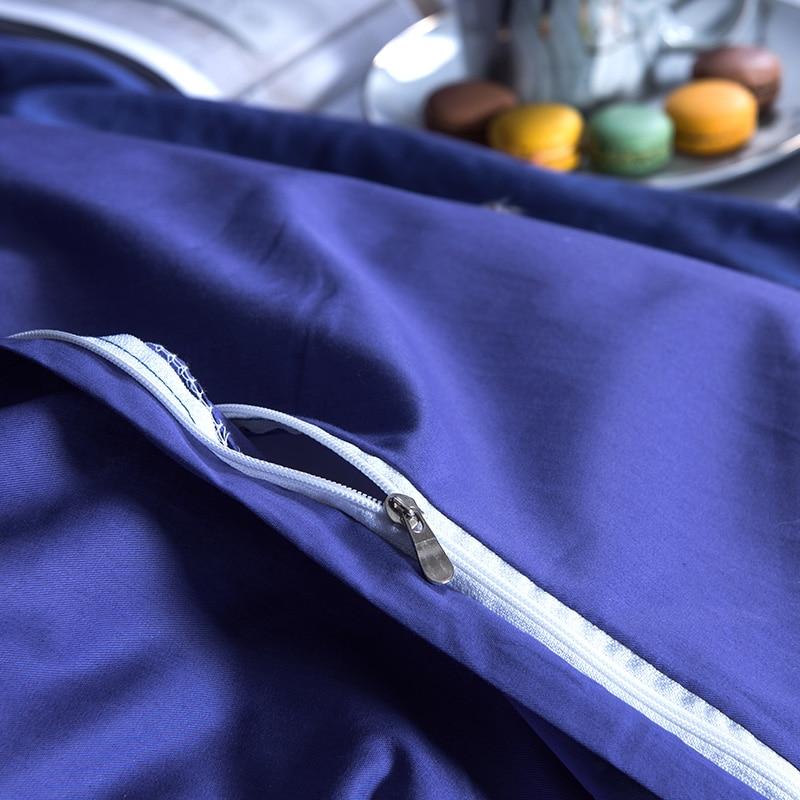(11)  White silver cotton imitate silk luxurious Bedding Set queen king measurement mattress set Bedsheets linen Europe embroidery Quilt cowl set HTB1gX38o3mTBuNjy1Xbq6yMrVXaX